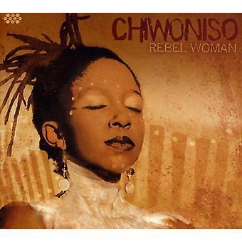 Chiwoniso - Rebel kvinde [CD] USA importerer