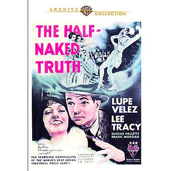 Half Naked Truth [DVD] USA import