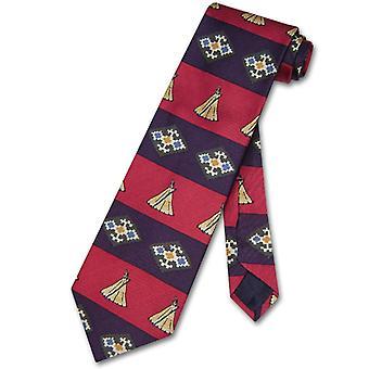 Papillon 100% SILK NeckTie Pattern Design Men's Neck Tie #140-2