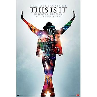 Michael Jackson - This Is It Poster Print