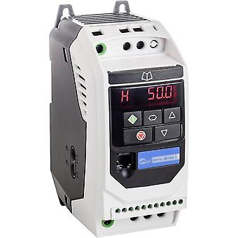 Frequency inverter Peter Electronic VD i 037/E3 0.37 kW 1-phase