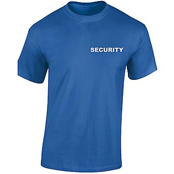 Security Workwear Mens T-Shirt 10 Colours (S-3XL) by swagwear