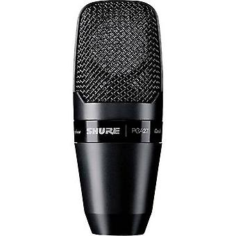 Studio microphone Shure PGA27-LC Transfer type:Corded incl. clip