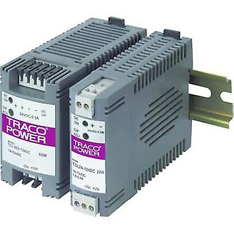 Rail mounted PSU (DIN) TracoPower TCL 060-124DC 24 Vdc 2.5 A 60 W 1 x
