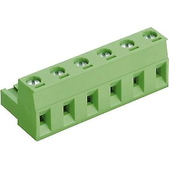 Socket enclosure - cable AKZ960 Total number of pins 3 PTR 50960030021E Contact spacing: 7.62 mm 1 pc(s)