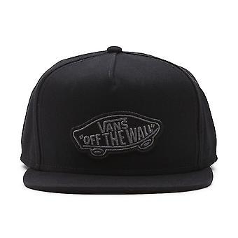 Vans Classic Patch Snapback Cap - Black