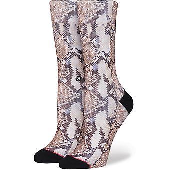 Postura Anaconda tripulación calcetines