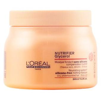 L'Oreal Professionnel Nutrifier Glycerol Mask Silicone-Free 500 ml