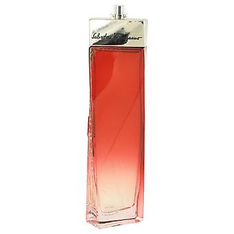 Subtil Eau De Parfum Spray (Tester) By Salvatore Ferragamo
