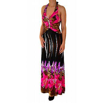Waooh - mode - klänning lång Scarlett set med stenar