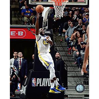 Draymond Green 2017-18 Playoff Action Photo Print