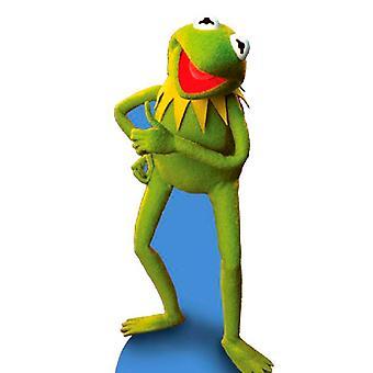 Grodan Kermit Kartong Cutout