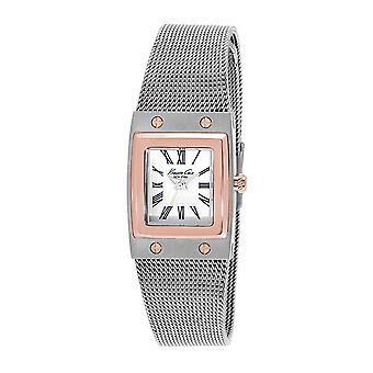 Kenneth Cole New York vrouwen pols horloge analoge RVS 10007957 / KC4945