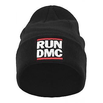 Urban classics Beanie Run DMC logo