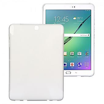 Silicone case for Samsung Galaxy tab S2 transparent 9.7 T810 T815N