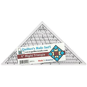 Quilter's Mini Triangle Ruler-6-3/4