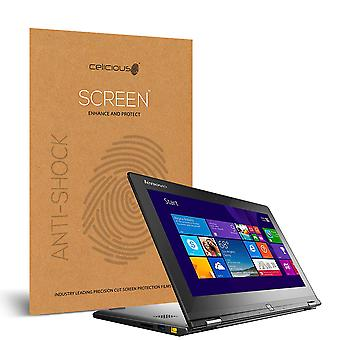 Celicious Impact Anti-Shock Shatterproof Screen Protector Film Compatible with Lenovo Yoga 2 11