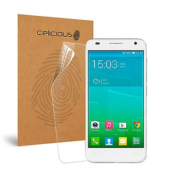 Celicious Impact Anti-Shock Shatterproof Screen Protector Film Compatible with Alcatel Onetouch Idol 2S