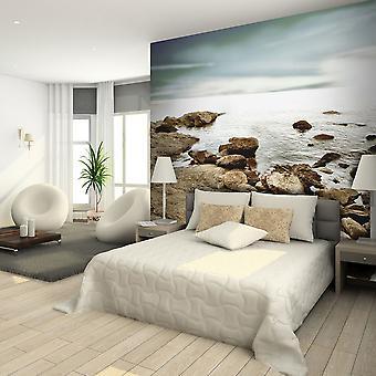 Wallpaper - Rocky beach
