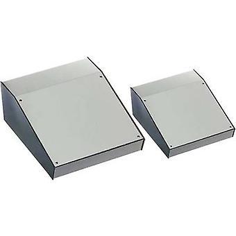Desk casing 214 x 170 x 82 Acrylonitrile butadiene styrene Black Axxatronic BIM6007-BLK/PG 1 pc(s)