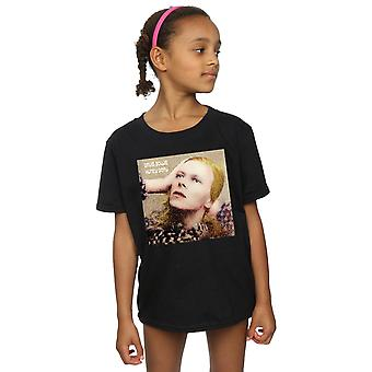 David Bowie Girls Hunky Dory Album Cover T-Shirt