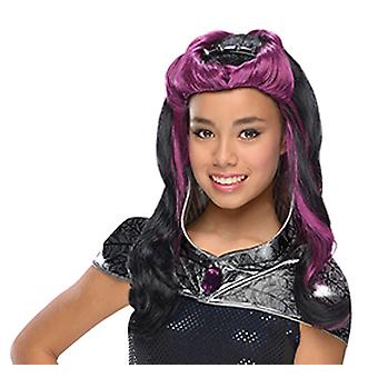 Raven Queen wig ever after high wig for children