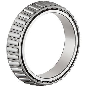 Timken 48393 Tapered Roller Bearing, Single Cone, Standard Tolerance, Straight Bore, Steel, Inch, 5.3750