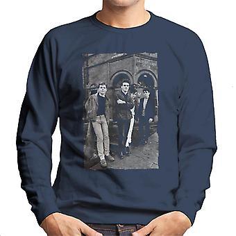 The Smiths Alternative Shot Salford Lads Club 1985 Men's Sweatshirt