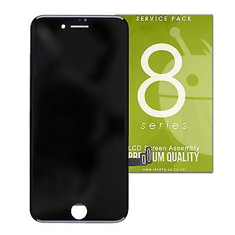 Premium Quality Black LCD Screen Assembly For iPhone 8 Plus