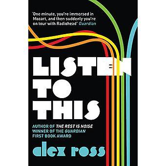 الاستماع إلى هذا أليكس روس-9780007319077 الكتاب