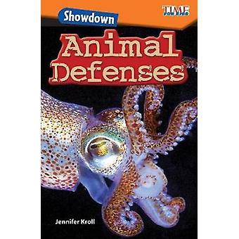 Showdown - Animal Defenses (Level 4) by Jennifer Kroll - 9781425849832