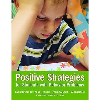 Stratégies positives pour les étudiants ayant des problèmes de comportement - développement j'ai