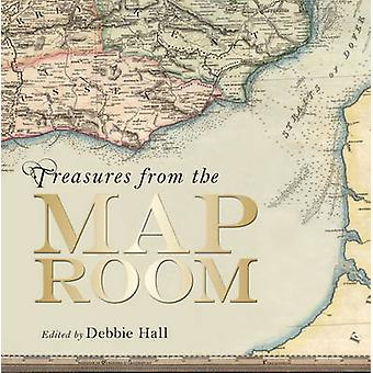 Treasures from the Map Room - A Journey Through the Bodleian Collectio