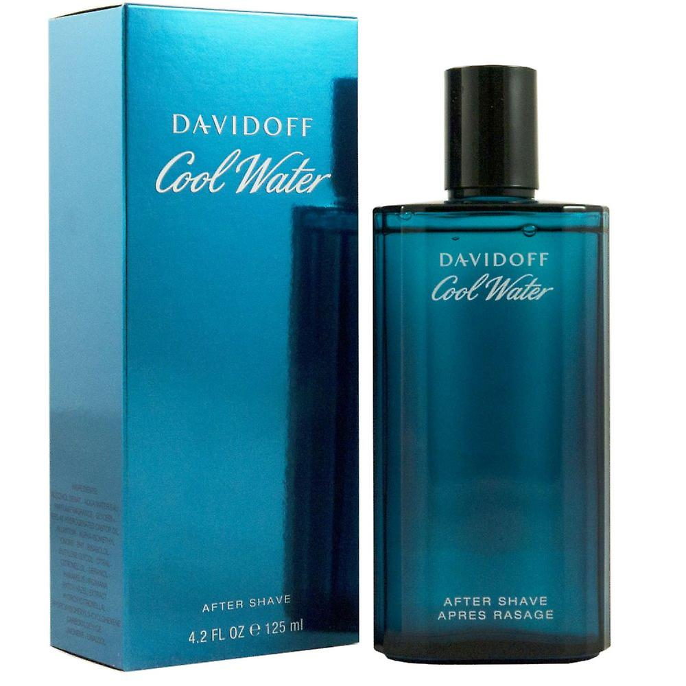 HommeAprès rasage 125 Ml Cool Water Comme Davidoff PZOiukX