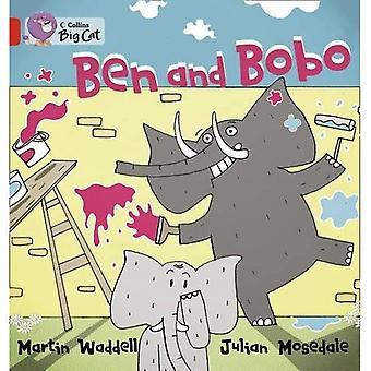 Ben e Bobo: Band 2B/rosse fase 8, Bk 9 (Collins Big Cat)
