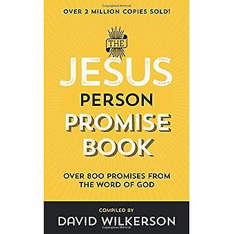 The Jesus Person Promise Book: Over 800 Promises from the Word of God