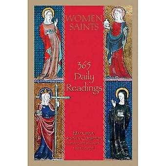 Women Saints: 365 Daily Devotions and Prayers