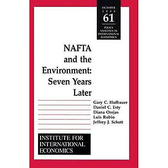 NAFTA and the Environment: Six Years Later (Policy Analyses in International Economics)