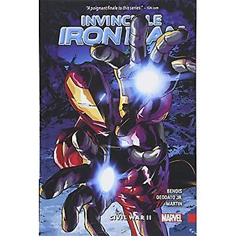 Invincible Iron Man Vol. 3 - Civil War II