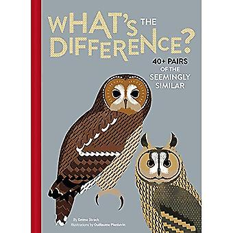 Quelle est la différence?