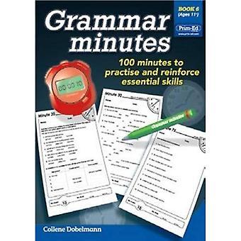 Grammar Minutes Book 6: Book 6