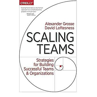 Scaling Teams: Strategies for Building Successful Teams and Organizations