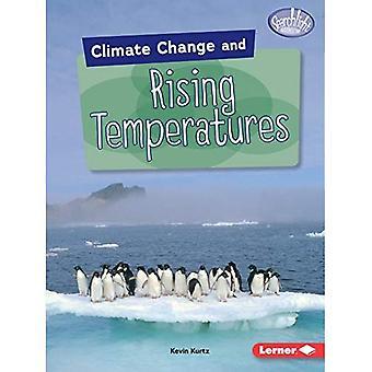 Mudança climática e o aumento das temperaturas (Searchlight Books (TM) - mudança climática)