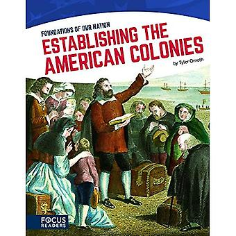 Establishing the American Colonies