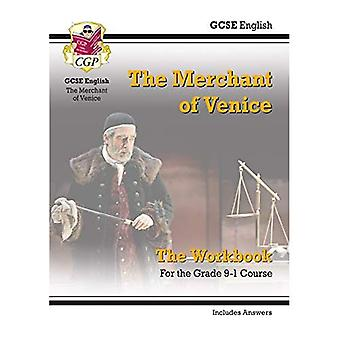 New Grade 9-1 GCSE English� Shakespeare - The Merchant� of Venice Workbook (includes Answers)