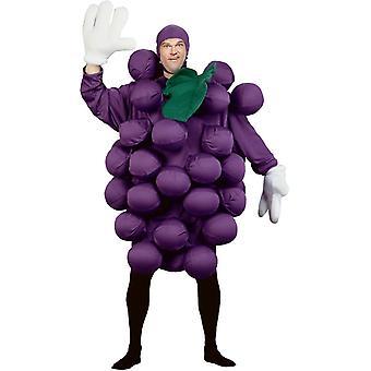 Grapes Purple Adult Costume