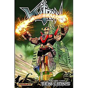 Voltron Volume 2 (Voltron Tp)
