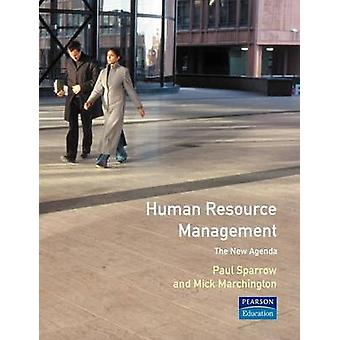 Human Resource Management The New Agenda Paperback by Marchington & Mick