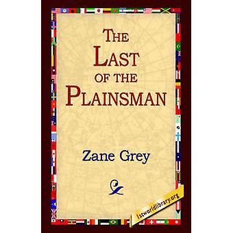 De laatste van de Plainsman door grijs & Zane