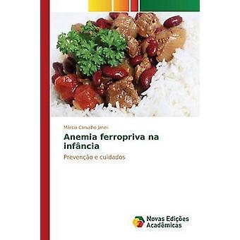 Anémie ferropriva na infncia par yacine Mrcia Carvalho
